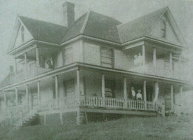Home in Wing, Arkansas