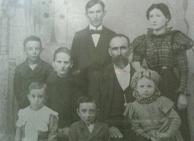 Robert Thomas Compton family